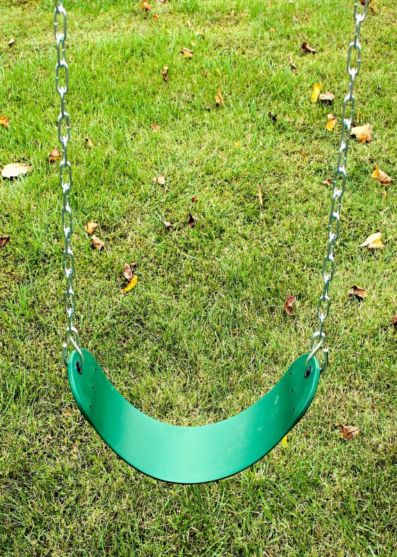 custom playset options swing seat 1