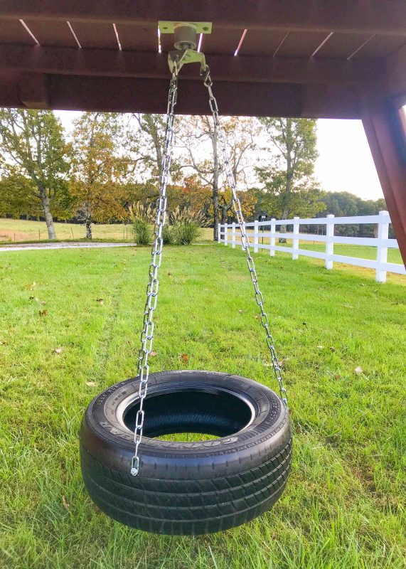 playset options Tire Swivel 1