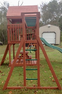 backyard swing sets swingset drasco arkansas