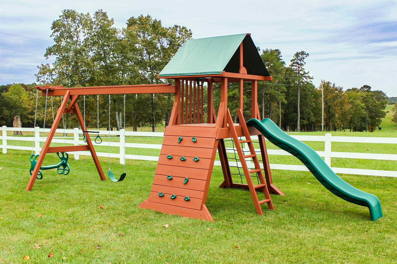 climbing tower playsets in arkansas