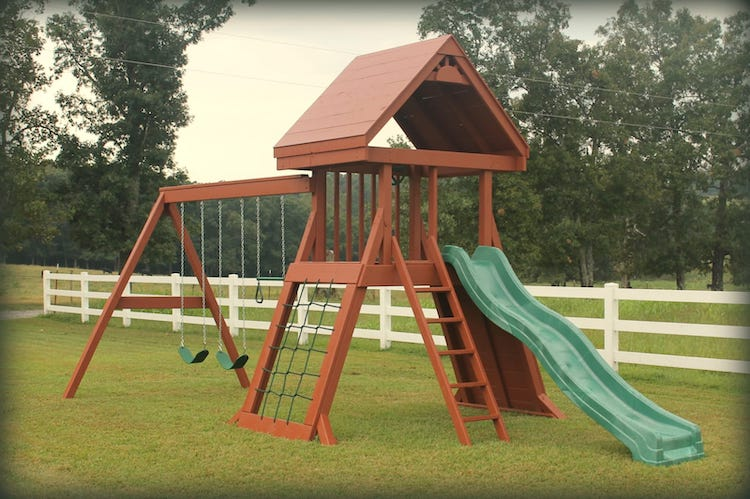 outdoor playsets for sale arkansas