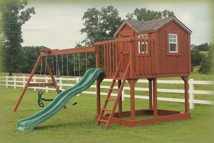 outdoor playsets in ar
