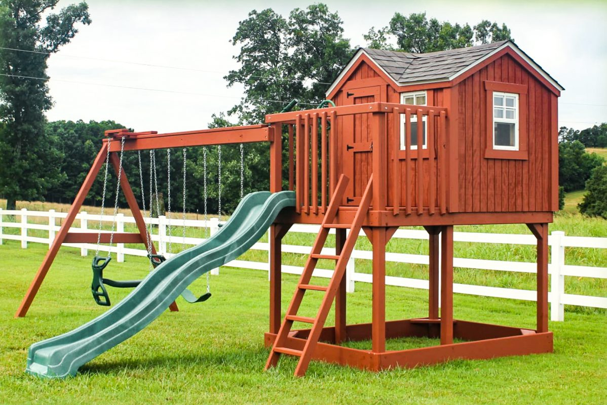 playhouse outdoor playsets